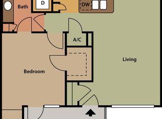 APT: 1 Bedroom, 1 Bath   Ten Oaks Apartments In Austin, TX | Zillow