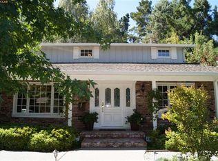 408 Monti Cir , Pleasant Hill CA