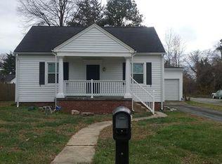 4609 Old Warwick Rd , Richmond VA
