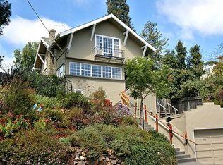 571 Mira Vista Ave , Oakland CA