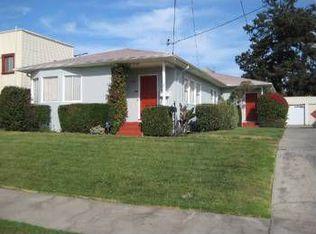 2707 Grant St , Berkeley CA