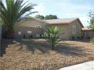 4815 San Sebastian Ave , Las Vegas NV
