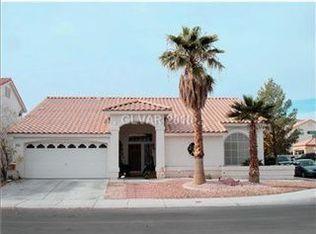 3921 Diamond Ridge St , Las Vegas NV
