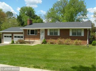 208 Cedar Ave , Gaithersburg MD