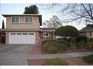 3458 Fawn Dr , San Jose CA