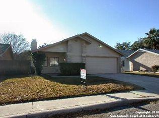 16307 Elk Glen St , San Antonio TX