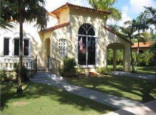 525 Alcazar Ave , Coral Gables FL