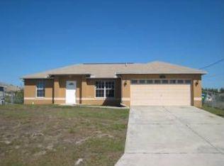 1733 SW 22nd Ln , Cape Coral FL