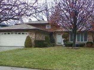 6644 W 91st Pl , Oak Lawn IL