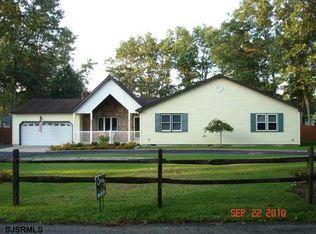 109 Birch Ave , Egg Harbor Township NJ