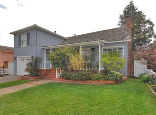 948 Rosewood Ave , San Carlos CA