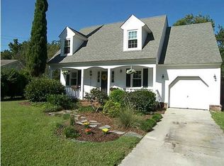 1105 Island View Dr , Mount Pleasant SC