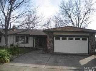 719 Corte Granada , Vacaville CA