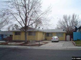 1301 Beldon Way , Reno NV