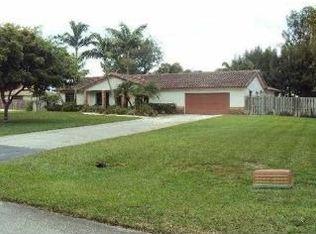 13401 SW 14th Pl , Davie FL