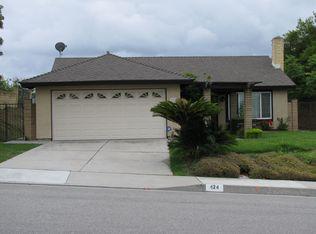 424 Vista Del Norte , Walnut CA