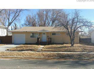 627 Bryce Dr , Colorado Springs CO