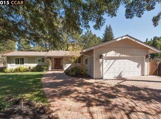 360 Shire Oaks Ct , Lafayette CA