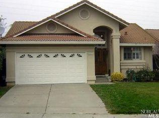 5040 Lakeview Cir , Fairfield CA