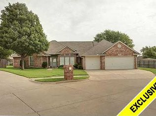 10404 Kristina Pl , Oklahoma City OK