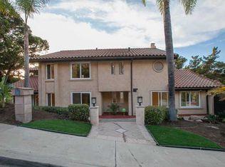 6186 Saint Therese Way , San Diego CA