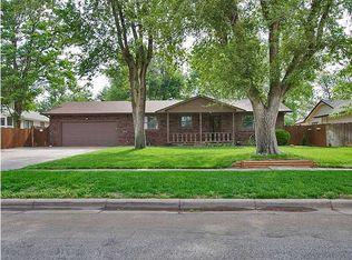1822 N Meridian Ave , Wichita KS