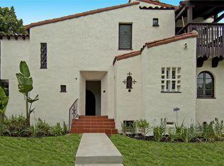 1114 S Gramercy Pl , Los Angeles CA