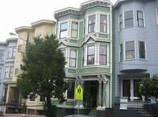534 Ashbury St , San Francisco CA