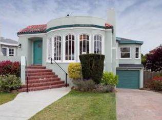 1055 Monterey Blvd , San Francisco CA