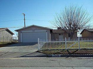 3424 Roxbury St , Rosamond CA