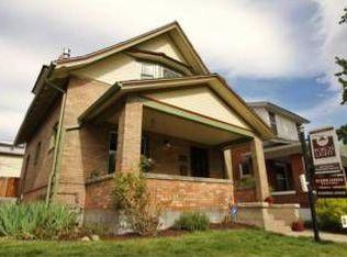 3647 N Clay St , Denver CO