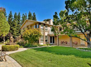 2370 Heritage Oaks Dr , Alamo CA