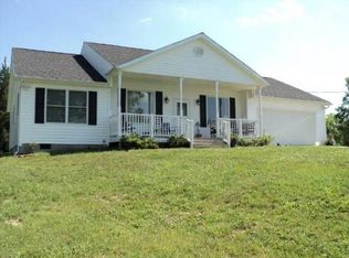 1207 Old Dixville Rd , Harrodsburg KY