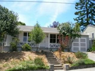 1100 Villa Ave , Belmont CA