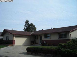 237 Paula Ct , Martinez CA