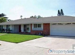 307 S Ramona Ct , Anaheim CA