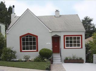 202 Stanford Ave , Kensington CA