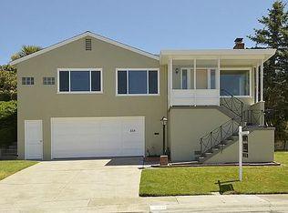558 Cypress Ave , San Bruno CA