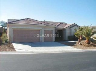 2779 Fort Myer Ave , Henderson NV
