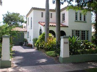 428 Bargello Ave , Coral Gables FL