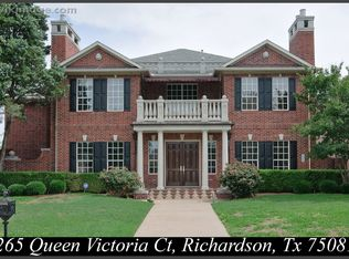 265 Queen Victoria Ct , Richardson TX