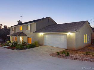813 Morro Rd , Fallbrook CA