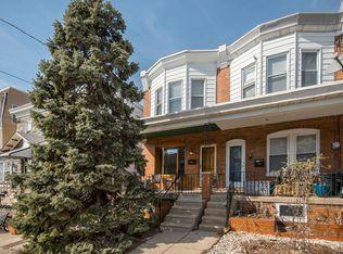 207 Lauriston St , Philadelphia PA