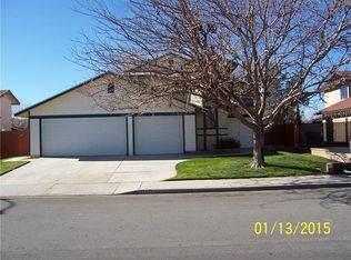 45859 Picadilly St , Lancaster CA