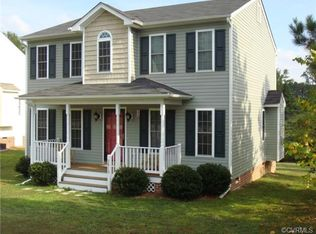 3813 Summers Trace Dr , Chesterfield VA