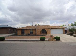 4513 Sky Hawk Ave , El Paso TX