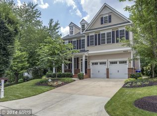 4103 Edgevale Ct , Chevy Chase MD