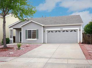 7020 Bonnie Brae Ln , Colorado Springs CO