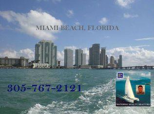 210 Water Way , Miami Beach FL