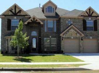 9621 Saltbrush St , Fort Worth TX